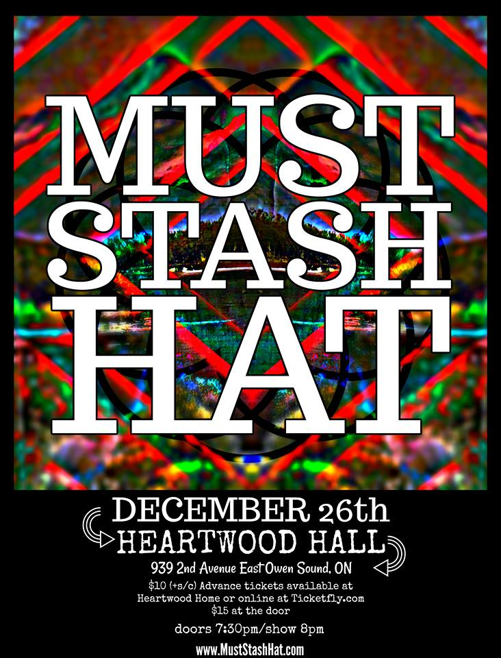 Must Stash Hat Boxing Day Party Heartwood Hall
